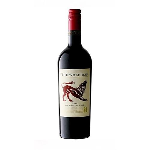 The Wolftrap Red 2019 Franschhoek 75cl Image 1