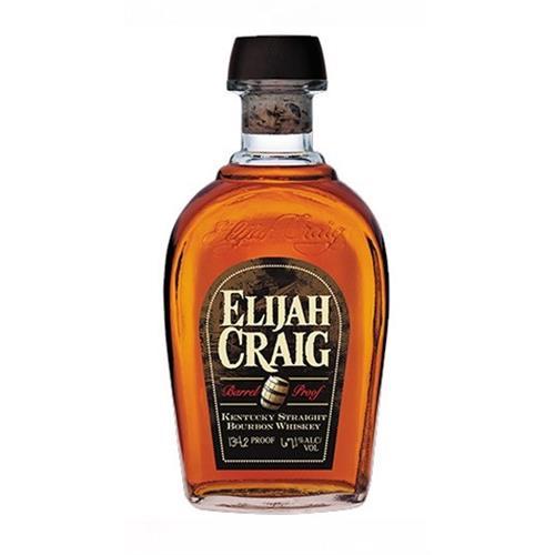 Elijah Craig 12 years old cask strength 67.4% 2014 bottling Image 1