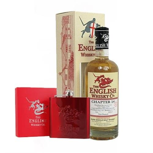English Whisky Chapter 14 Unpeated 46% 70cl Image 1