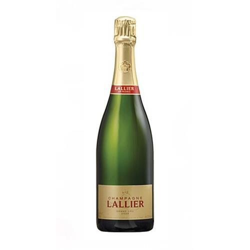 Lallier Grand Cru 2005 Champagne 12.5% 75cl Image 1