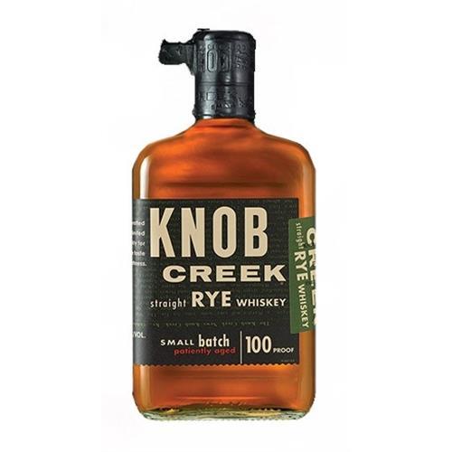 Knob Creek Rye Whiskey 50% 70cl Image 1