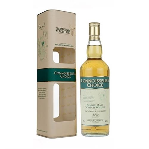 Inchgower 2000 Connoisseurs Choice Bottled 2014 46% 70cl Image 1