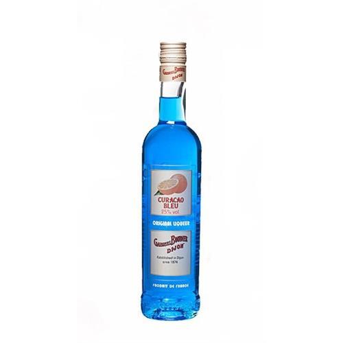 Gabriel Boudier Blue Curacao 25% 50cl Image 1
