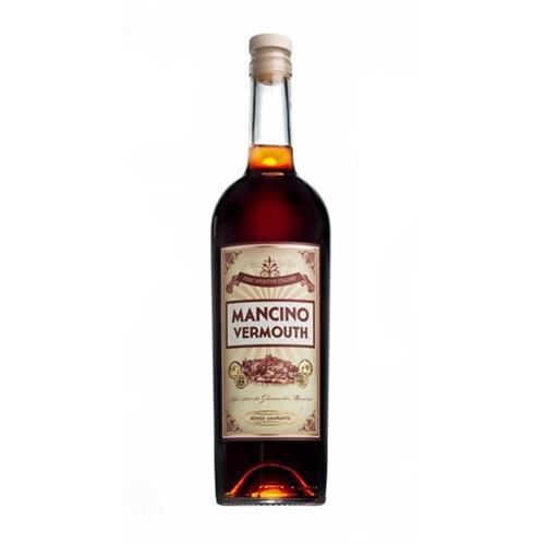 Mancino Rosso Amaranto Vermouth 16% 75cl Image 1