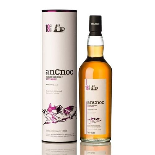 An Cnoc 18 year old 46% 70cl Image 1