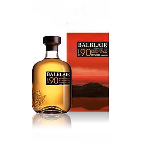 Balblair 1990 46% 2nd Release bottled 2014 Image 1