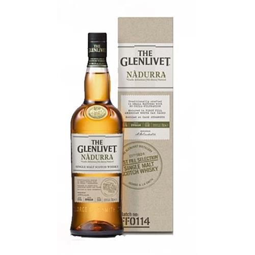Glenlivet Nadurra First Fill Selection Batch FF0717 59.1% 70cl Image 1