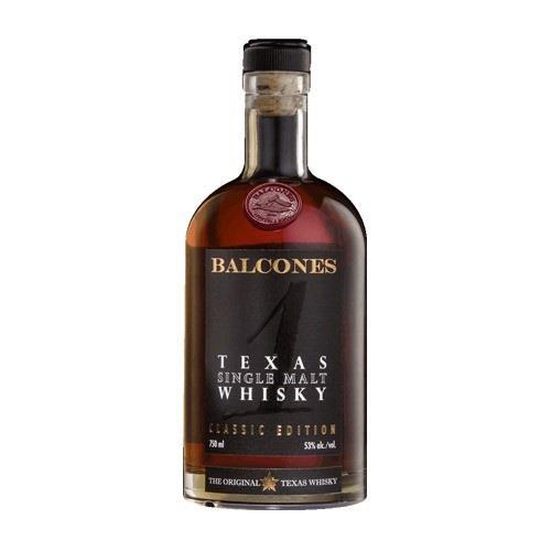 Balcones Texas Single Malt Classic Edition 53% 75cl Image 1