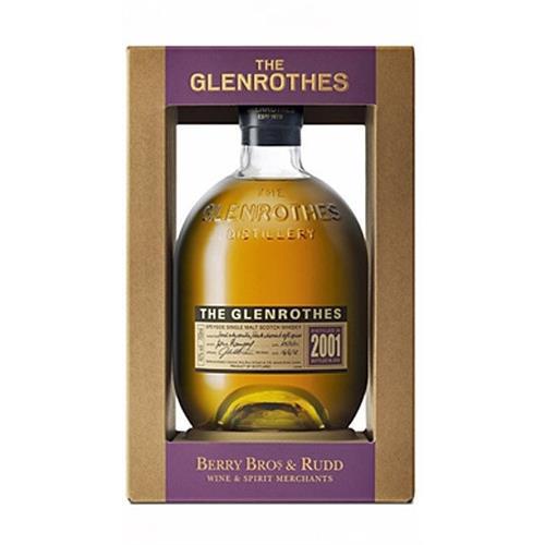 The Glenrothes 2001 Bottled 2016 43% 70cl Image 1
