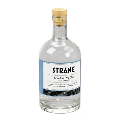 Strane London Dry Navy Stregth 57.1% 50cl Image 1