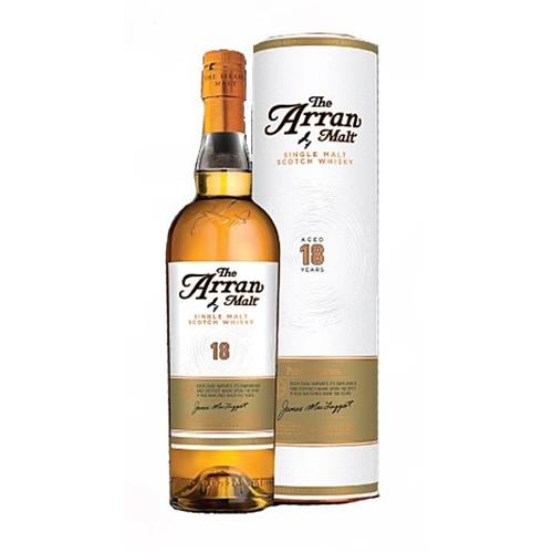 Arran 18 years old 46% 70cl Image 1