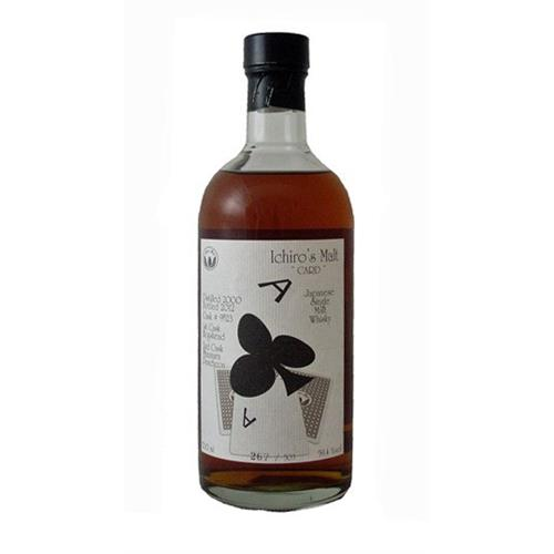 Hanyu Card Series Ace of Clubs 59.4% 70cl Image 1