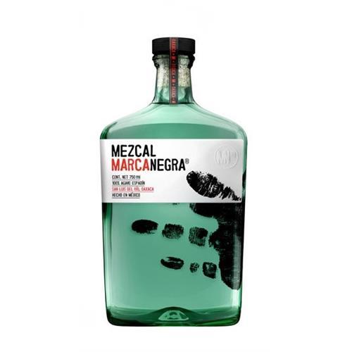 Mezcal Marca Negra Espadin 42% 70cl Image 1