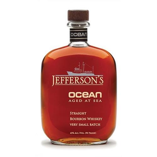 Jeffersons Ocean Bourbon 45% 70cl Image 1