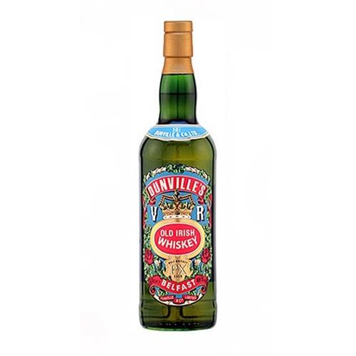 Dunvilles 10 years old Single Malt 46% 70cl Image 1