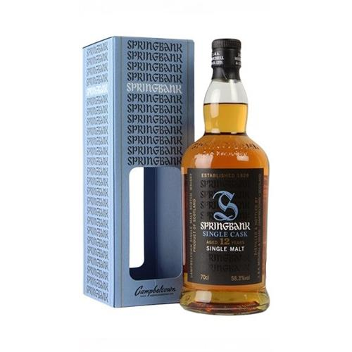 Springbank 12 years old Port Cask 58.3% 70cl Image 1