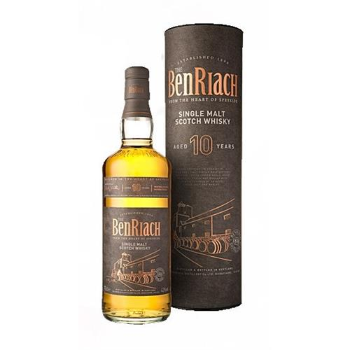 Benriach 10 years old 43% 70cl Image 1