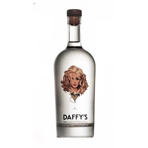Daffys Small Batch Premium Gin 43.4% 70cl Image 1