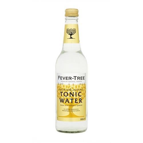 Fever Tree Tonic Water 500ml Image 1