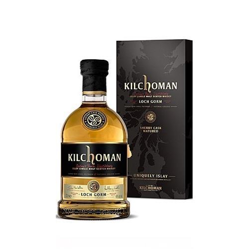 Kilchoman Loch Gorm Sherry Matured 46% 2015 Release Image 1