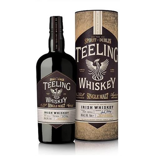 Teeling Single Malt Whiskey 46% 70cl Image 1