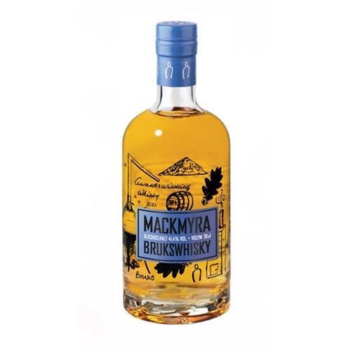 Mackmyra Brukswhisky 41.4% vol 70cl Image 1