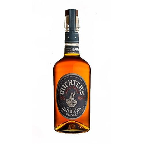 Michters US 1 Small Batch Whiskey 41.7% 70cl Image 1