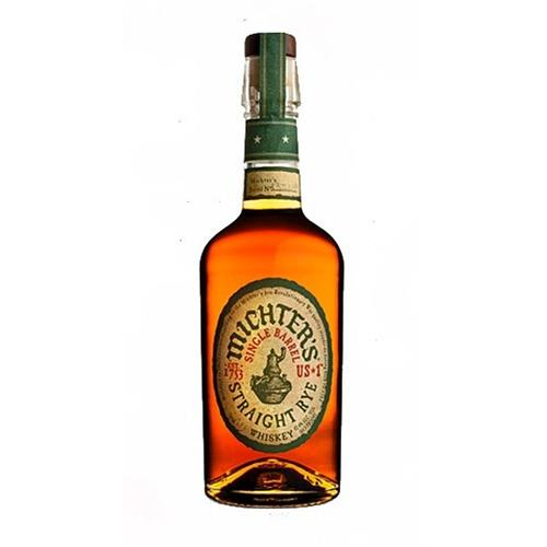 Michters US 1 Straight Rye Single Barrel 42.4% 70cl Image 1