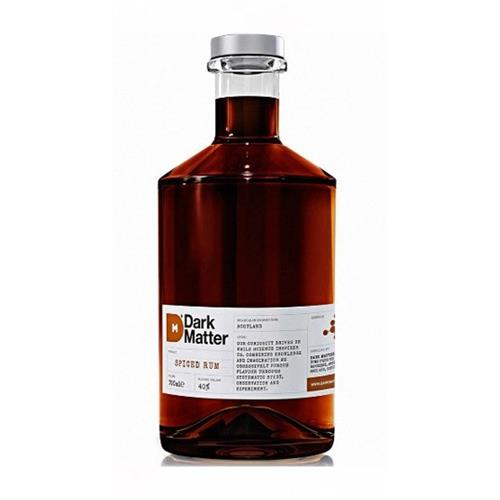 Dark Matter Spiced Rum 70cl Image 1