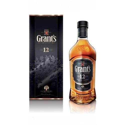 Grants 12 years old Blended Scotch 40% 70cl Image 1