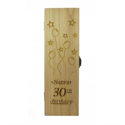 Happy 30th Birthday Gift Box Image 1