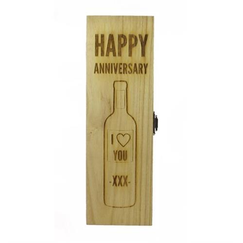 Happy Anniversary Gift Box I Love You Image 1