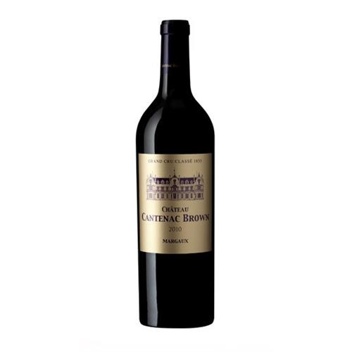 Chateau Cantenac Brown 2010 Margaux 75cl Image 1
