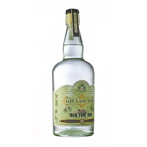 Gin Lane 1751 Old Tom Gin Small Batch 40% 70cl Image 1