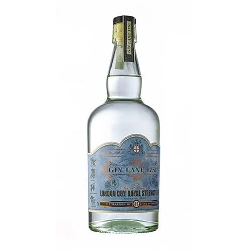 Gin Lane 1751 Royal Strength Gin London Dry 47% 70cl Image 1