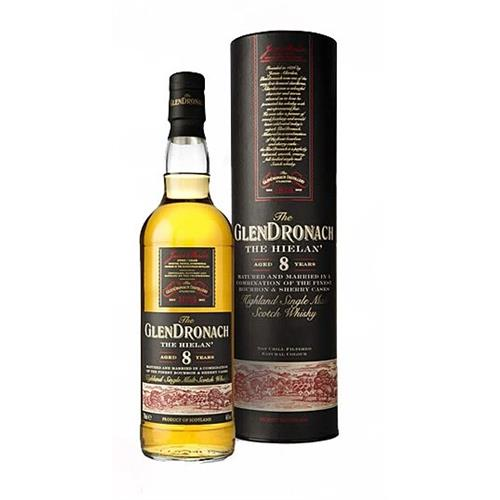 Glendronach 8 Year Old The Hielan 70cl Image 1