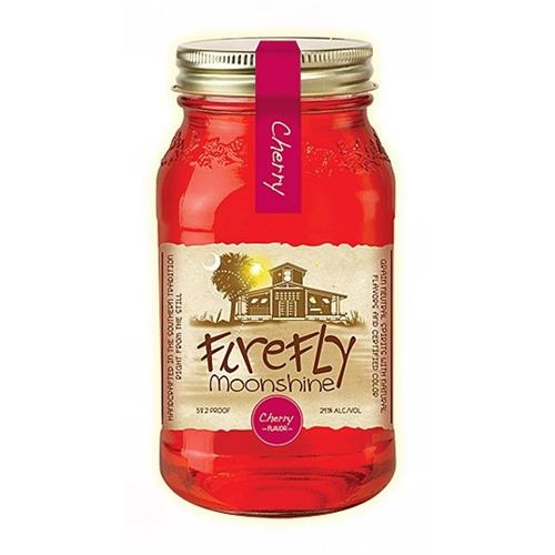 Firefly Cherry Flavour Moonshine 29.1% 75cl Image 1