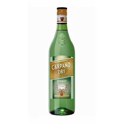 Carpano Dry Vermut 18% 100cl Image 1