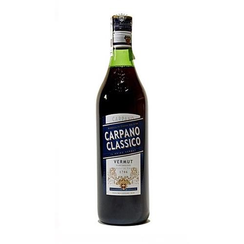 Carpano Classico Vermouth 16% 100cl Image 1