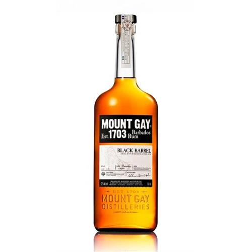 Mount Gay Black Barrel 43% 70cl Image 1