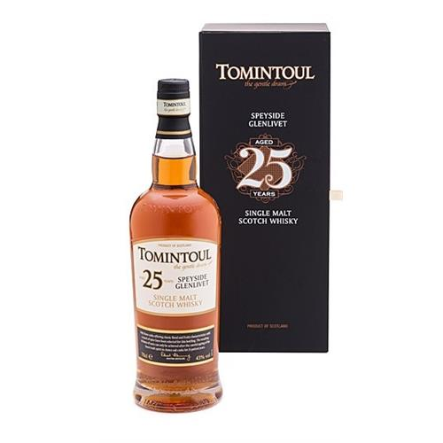Tomintoul 25 years old 43% 70cl Image 1
