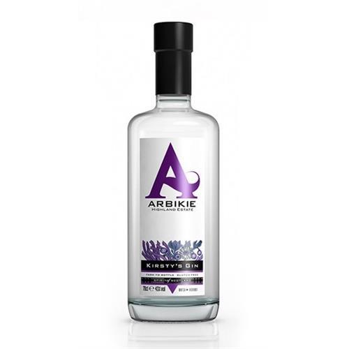 Arbikie Kirstys Gin 43% 70cl Image 1