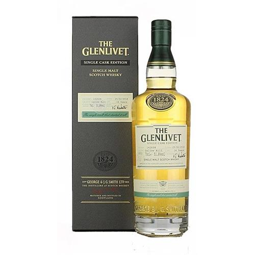 Glenlivet Gallow Hill 16 years old Single Cask Edition 51.8% 70cl Image 1