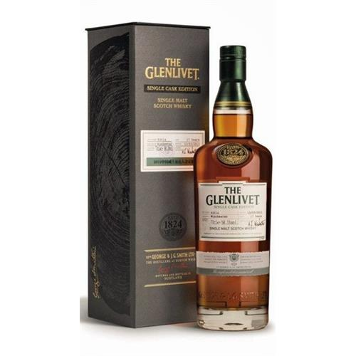The Glenlivet Conglass 14 years old Single Cask Edition 59.8% 70cl Image 1