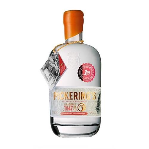 Pickerings 1947 Original Gin 42% 70cl Image 1