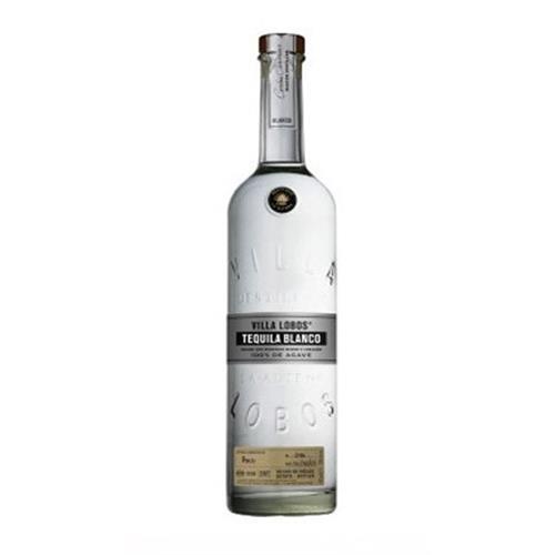 Villa Lobos Tequila Blanco 40% 70cl Image 1