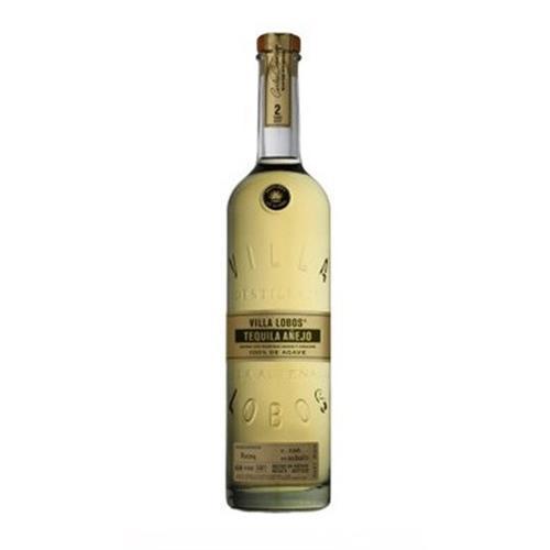 Villa Lobos Tequila Anejo 40% 70cl Image 1