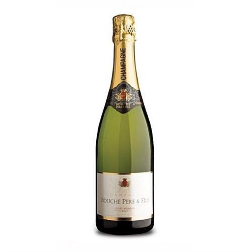 Bouche Pere & Fils Cuvee Reserve Brut Champagne 12% 75cl Image 1