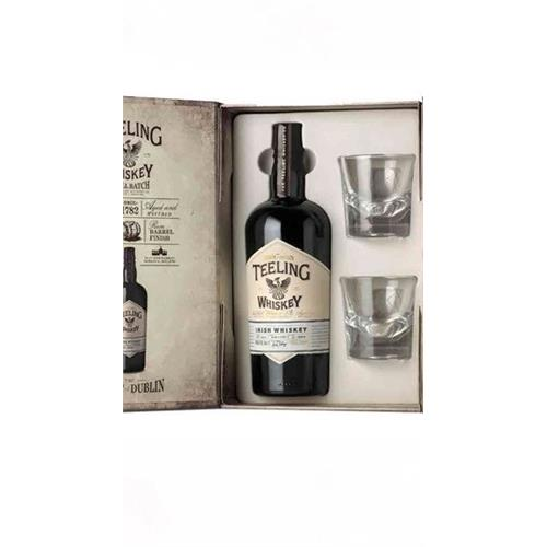 Teeling Blended Small Batch Gift Box 46% 70cl Image 1