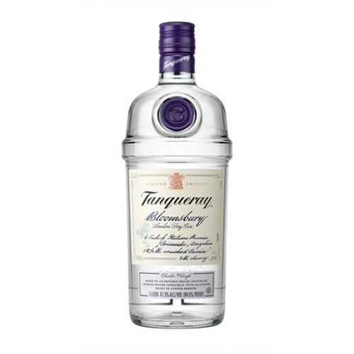 Tanqueray Bloomsbury London Dry Gin 47.3% 100cl Image 1